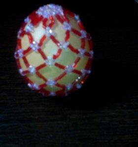 Продам Яйцо паскалная из бисера