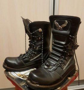 Ботинки размер 42