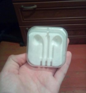 Коробка от наушников айфон