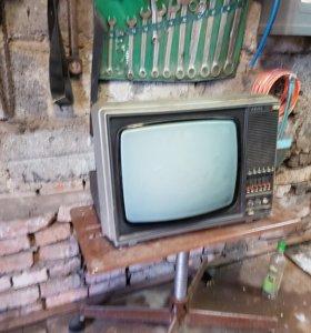Телевизор рэтро