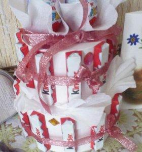 Сладкие тортики