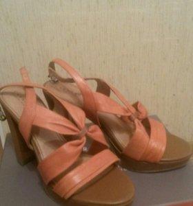 Туфли жен.открытые