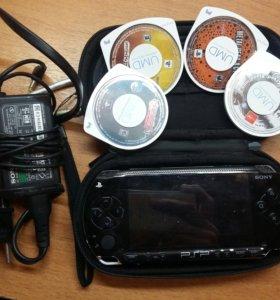 Продам приставку PSP