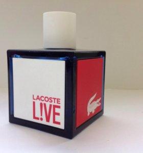 LACOSTE LIVE men 100мл