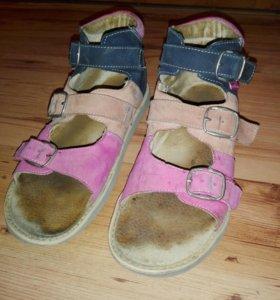Ортопедическая детская обувь aurelka р.36
