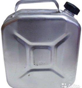 Алюминиевая канистра 10 литров