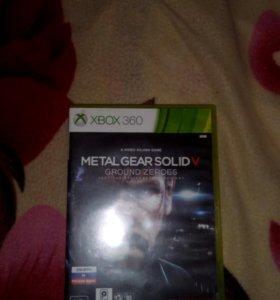 Metal Gear Sold 5