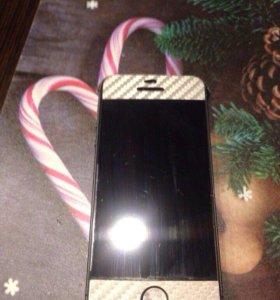 Айфон 5 на 16 + подарок