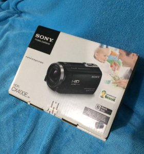 Камера Sony hdr-cx400e