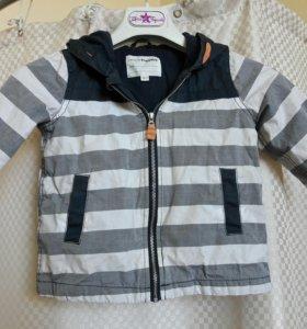Куртка детская весна-лето