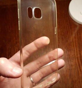 Чехол TPU Hoco для Samsung Galaxy S7