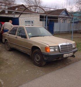 Мерседес 190 дизель