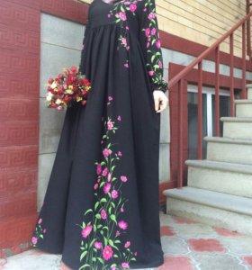 Платье турецкое новое