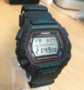 Часы Casio dw-290 новые