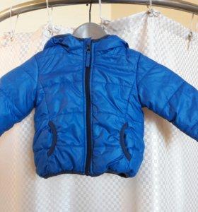 Куртка детская зима-весна