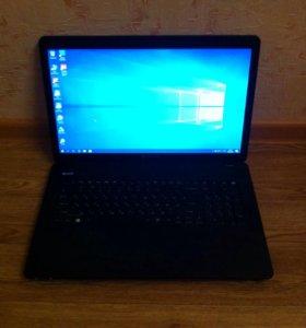 Ноутбук 17 дюймов.