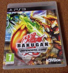 Игра для PS3 Bakugan defender of the core