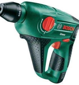 Перфоратор аккумуляторный Bosch Uneo 10.8 li-2