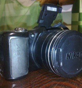 Фотоаппарат Nicon coolpix L100