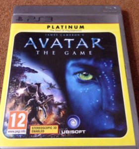 Игра для PS3 Avatar the game