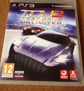 Игра для PS3 Test Drive Unlimited 2