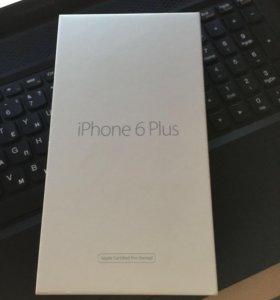 Apple iPhone 6 Plus, gold, 16 gb
