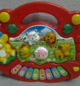 Музыкальная обучающая игрушка