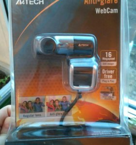 Новая Web-камера A4Tech