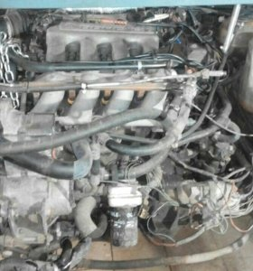 Двигатель 9A VW Пассат B3 2.0 16V