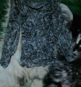 Тонкая блуза