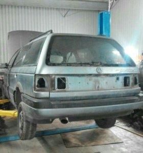 Крышка багажника VW Пассат B3