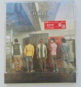 CD KAT-TUN GOING! regular edition 2010.05.12