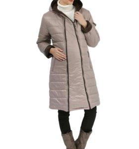 Стильная куртка для беременных