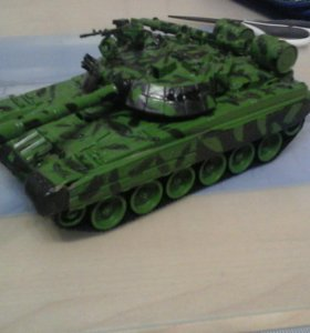 Модель танка Т- 80У