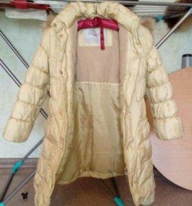 Куртка рост 122