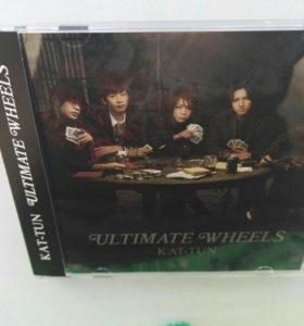 CD + DVD KAT-TUN ultimate wheels