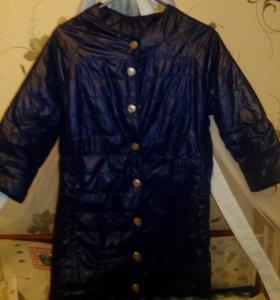 Лёгкая  курточка..