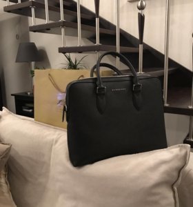 Новая сумка Burberry кожаная