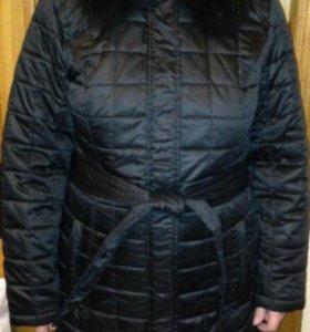 Куртка Savage демисезонная с натуральным мехом
