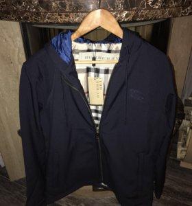 Новая куртка Burberry