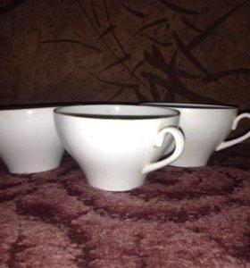 сервизные чашки
