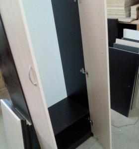 2 дверный Шкаф  с доставкой