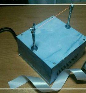Ручной термо станок для резки атласной ленты