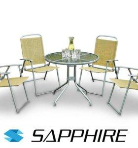 Садовая мебель комплект 5 элементов