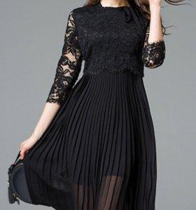 Чёрное платье (новое !)
