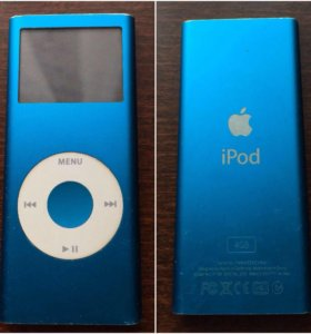 iPod nano 2 4 Gb