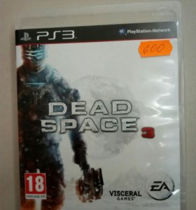 Sony 3 Dead Space 3