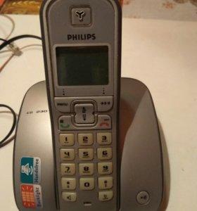 Радиотелефон филипс philips
