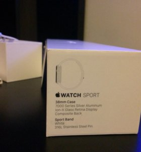 Apple Watch Iwatch sport 7000 38 mm