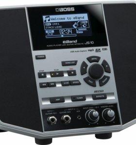 Джейм станция Boss JS-10 eBand (комбик)